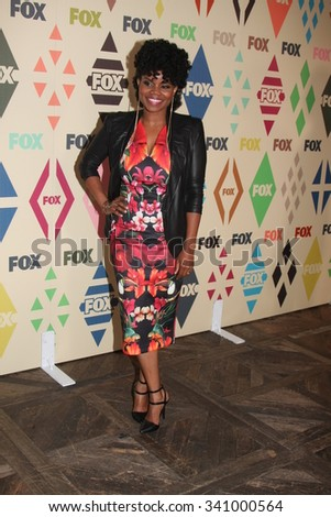 LOS ANGELES - AUG 6:  Kelly Jenrette at the FOX TCA Summer 2015 All-Star Party at the Soho House on August 6, 2015 in West Hollywood, CA - stock photo