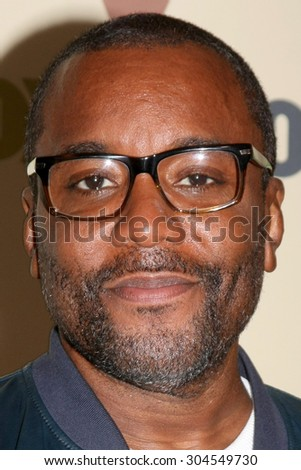 LOS ANGELES - AUG 6:  Lee Daniels at the FOX Summer TCA All-Star Party 2015 at the Soho House on August 6, 2015 in West Hollywood, CA - stock photo