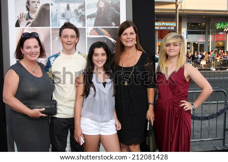 "LOS ANGELES - AUG 20:  Marcia Gay Harden at the ""If I Stay"" Premiere at TCL Chinese Theater on August 20, 2014 in Los Angeles, CA"