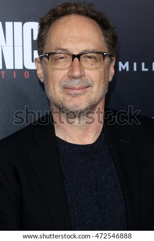 "LOS ANGELES - AUG 22:  Mark Isham at the ""Mechanic: Resurrection"" Premiere at the ArcLight Hollywood on August 22, 2016 in Los Angeles, CA"