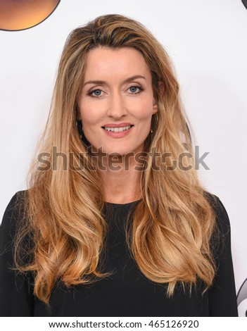 LOS ANGELES - AUG 04:  Natascha McElhone arrives to the ABC TCA Press Party 2016 on August 04, 2016 in Hollywood, CA