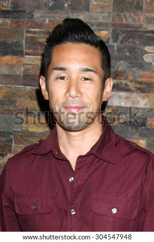 LOS ANGELES - AUG 8:  Parry Shen at the General Hospital Fan Club Luncheon Arrivals at the Embassy Suites Hotel on August 8, 2015 in Glendale, CA