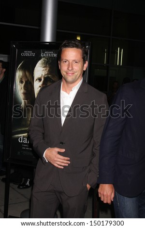 "LOS ANGELES - AUG 14:  Ross McCall at the ""Dark Tourist"" LA Premiere  at the ArcLight Hollywood Theaters on August 14, 2013 in Los Angeles, CA"