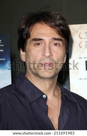 "LOS ANGELES - AUG 15:  Vincent Spano at the ""Fort McCoy"" Premiere at Music Hall Theater on August 15, 2014 in Beverly Hills, CA"
