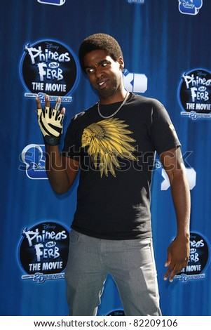 LOS ANGELES, CA - AUGUST 03: Daniel Curtis Lee at the premiere of Disney Channel's 'Phineas and Ferb: Across The 2nd Dimension' on August 3, 2011 in Los Angeles, California