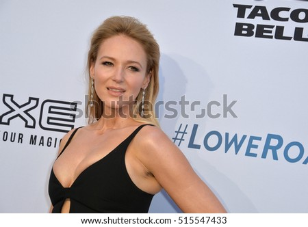 LOS ANGELES, CA. August 27, 2016: Singer Jewel at the Comedy Central Roast of Rob Lowe at Sony Studios, Culver City.