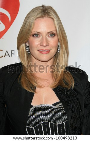 LOS ANGELES, CA - FEB 9: Emily Procter at the 2007 MusiCares Person Of The Year at the LA Convention Center on February 9, 2007 in Los Angeles, California