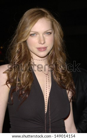 LOS ANGELES, CA - JANUARY 29, 2002: Actress LAURA PREPON at the Hollywood premiere of her new movie Slackers.