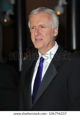 LOS ANGELES, CA - JANUARY 29, 2011: James Cameron at the 63rd Annual Directors Guild of America Awards at Hollywood & Highland. January 29, 2011  Los Angeles, CA