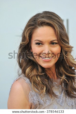 LOS ANGELES, CA - JUNE 5, 2014: Diane Lane at the 2014 American Film Institute's Life Achievement Awards honoring Jane Fonda, at the Dolby Theatre, Hollywood.