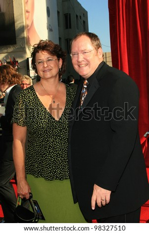 LOS ANGELES, CA - JUNE 22: John Lasseter at the world premiere of 'Ratatouille' at the Kodak Theater in on June 22, 2007 in Los Angeles, California