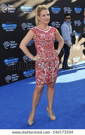 Melissa Joan Hart 2013