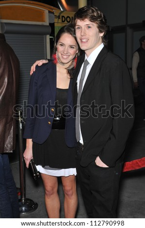 ... angeles, ca - march 10, 2009: spencer treat clark & girlfriend emily Spencer Treat Clark Shirtless