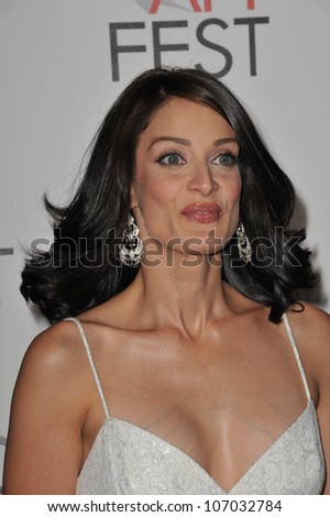 "LOS ANGELES, CA - NOVEMBER 4, 2010: Dayanara Torres Delgado at the world premiere of ""Love & Other Drugs"" at Grauman's Chinese Theatre, Hollywood."