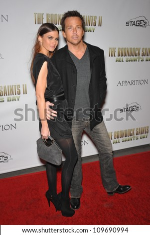 sean patrick flanery married Sean patrick Stock Photos   Sean Patrick Flanery Married
