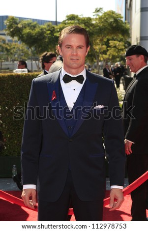 LOS ANGELES, CA - SEP 15: Garret Dillahunt at the Academy Of Television Arts & Sciences 2012 Creative Arts Emmy Awards held at Nokia Theater L.A. LIVE on September 15, 2012 in Los Angeles, California