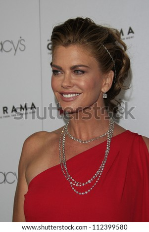LOS ANGELES, CA - SEP 7: Kathy Ireland at Macy's Passport Presents: Glamorama - 30th Anniversary in Los Angeles held at The Orpheum Theater on September 7, 2012 in Los Angeles, California.