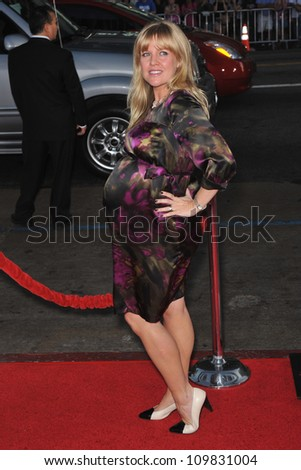 "LOS ANGELES, CA - SEPTEMBER 21, 2009: Ashley Jensen at the U.S. premiere of ""The Invention on Lying"" at Grauman's Chinese Theatre, Hollywood."