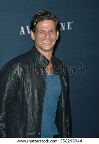 """LOS ANGELES, CA - SEPTEMBER 2, 2015: Producer Mark Kassen at the Los Angeles premiere of his movie """"Before We Go"""" at the Arclight Theatre, Hollywood.  - stock photo"""