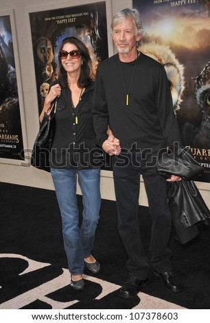 "LOS ANGELES, CA - SEPTEMBER 19, 2010: Scott Glenn at the world premiere of ""Legends of the Guardians: The Owls of Ga'Hoole"" at Grauman's Chinese Theatre, Hollywood."