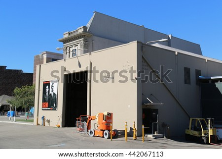 Backlot stock images royalty free images vectors for Used lumber los angeles