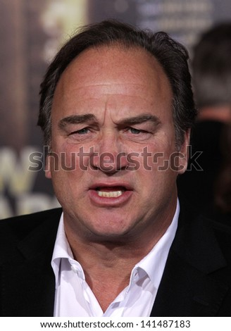 "LOS ANGELES - DEC 05:  JIM BELUSHI arriving to ""New Year's Eve"" World Premiere  on December 5, 2011 in Hollywood, CA"