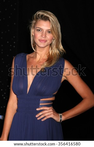 """LOS ANGELES - DEC 14:  Kelly Rohrbach at the """"Star Wars: The Force Awakens"""" World Premiere at the Hollywood & Highland on December 14, 2015 in Los Angeles, CA - stock photo"""