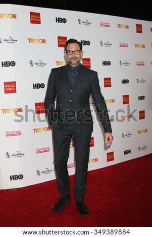 LOS ANGELES - DEC 6:  Lawrence Zarian at the TrevorLIVE Gala at the Hollywood Palladium on December 6, 2015 in Los Angeles, CA - stock photo