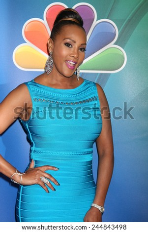 LOS ANGELES - DEC 16:  Vivica A Fox at the NBCUniversal TCA Press Tour at the Huntington Langham Hotel on December 16, 2015 in Pasadena, CA - stock photo