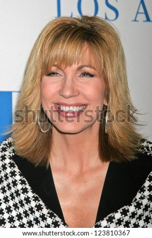 "LOS ANGELES - DECEMBER 05: Leeza Gibbons at the Presentation of ""She Made It: Women Creating Television and Radio"" at Museum of Television and Radio on December 05, 2006 in Los Angeles, CA"