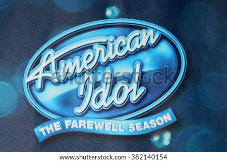 LOS ANGELES - FEB 25:  American Idol Atmosphere at the American Idol Farewell Season Finalist Party at the London Hotel on February 25, 2016 in West Hollywood, CA - stock photo