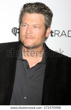 "LOS ANGELES - FEB 23:  Blake Shelton at the ""The Voice"" Summer Break Party - Top 8 at the Pacific Design Center on April 23, 2015 in West Hollywood, CA"