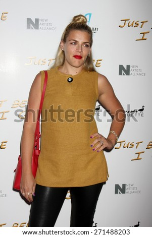 "LOS ANGELES - FEB 20:  Busy Philipps at the ""Just Before I Go"" Premiere at the ArcLight Hollywood Theaters on April 20, 2015 in Los Angeles, CA"