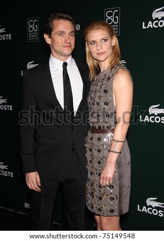 LOS ANGELES - FEB 22:  Hugh Dancy & Claire Danes arrives to the 13th Annual Costume Designers Guild Awards  on February 22, 2011 in Hollywood, CA