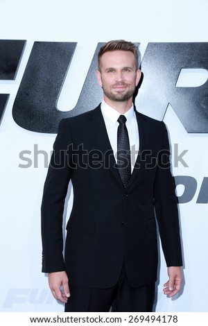 "LOS ANGELES - FEB 1:  John Brotherton at the ""Avengers; Age Of Ultron"" Los Angeles Premiere at the TCL Chinese Theater on April 1, 2015 in Los Angeles, CA"