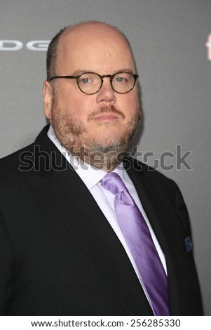 "LOS ANGELES - FEB 24:  John Requa at the ""Focus"" Premiere at  TCL Chinese Theater on February 24, 2015 in Los Angeles, CA - stock photo"