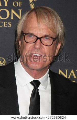 LOS ANGELES - FEB 24:  John Tesh at the Daytime Emmy Creative Arts Awards 2015 at the Universal Hilton Hotel on April 24, 2015 in Los Angeles, CA - stock photo