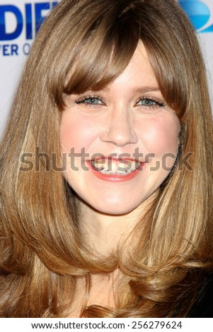 "LOS ANGELES - FEB 25:  Lisa Joyce at the ""Billy & Billie"" Premiere Screening of DirecTV's Series at  The Lot on February 25, 2015 in Los Angeles, CA - stock photo"
