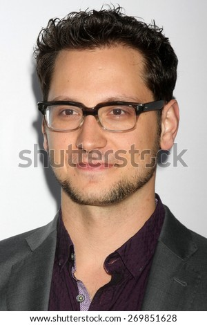 """LOS ANGELES - FEB 15:  Matt McGorry at the """"Adult Beginners"""" Los Angeles Premiere at the ArcLight Hollywood Theaters on April 15, 2015 in Los Angeles, CA - stock photo"""