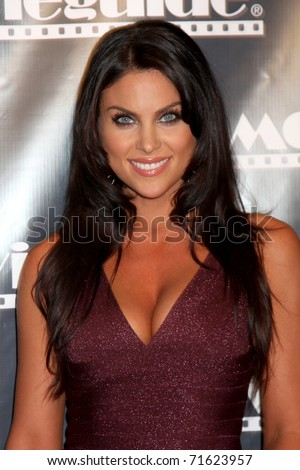 LOS ANGELES - FEB 18:  Nadia Bjorlin arrives at the 19th Annual Movieguide Awards Gala at Universal Hilton Hotel on February 18, 2011 in Los Angeles, CA