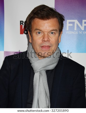 LOS ANGELES - FEB 8 - Paul Oakenfold arrives at the 16th Annual Friends N Family Pre Grammy Party on February 8, 2013 in Los Angeles, CA              - stock photo