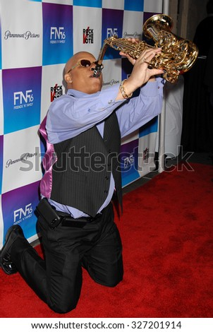 LOS ANGELES - FEB 8 - Steve Johnson arrives at the 16th Annual Friends N Family Pre Grammy Party on February 8, 2013 in Los Angeles, CA              - stock photo