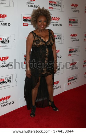LOS ANGELES - FEB 8:  Thelma Houston at the 15th Annual Movies For Grownups Awards at the Beverly Wilshire Hotel on February 8, 2016 in Beverly Hills, CA