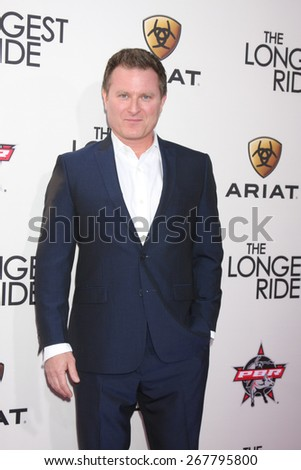 "LOS ANGELES - FEB 6:  Todd Truley at the ""The Longest Ride"" Los Angeles Premiere at the TCL Chinese Theater on FEB 6, 2015 in Los Angeles, CA"