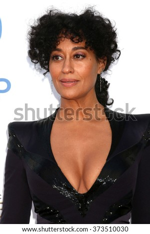 LOS ANGELES - FEB 5:  Tracee Ellis Ross at the 47TH NAACP Image Awards Arrivals at the Pasadena Civic Auditorium on February 5, 2016 in Pasadena, CA