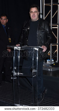 LOS ANGELES - FEB 4 - Vince Gill arrives at the Vince Gill Guitar Center RockWalk Induction Ceremony on February 4, 2016 in Hollywood, CA