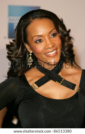 LOS ANGELES - FEB 12: Vivica Fox at the 'A Tribute to Magic Johnson - The official tip-off to NBA All-Star 2004 Entertainment' on February 12, 2004 at the Shrine Auditorium, in Los Angeles, California