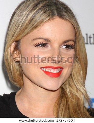 LOS ANGELES - JAN 22:  Ali Fedotowsky at the UCLA Head and Neck Surgery Luminary Awards at Beverly Wilshire Hotel on January 22, 2014 in Beverly Hills, CA