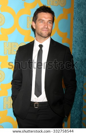 LOS ANGELES - JAN 11:  Antony  Starr at the HBO Post Golden Globes Party at a Beverly Hilton on January 11, 2015 in Beverly Hills, CA - stock photo