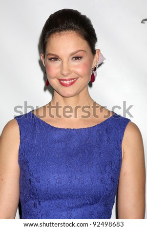 LOS ANGELES - JAN 10:  Ashley Judd arrives at the ABC TCA Party Winter 2012 at Langham Huntington Hotel on January 10, 2012 in Pasadena, CA